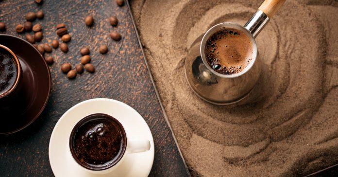 kumda türk kahvesi