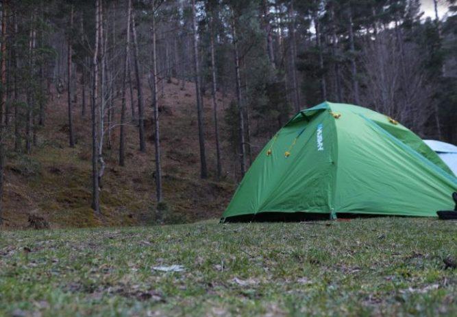 Kunduz Dağları Kamp Alanı