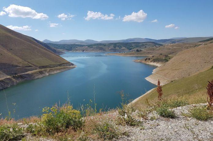 Kuzgun Barajı Kamp Alanı