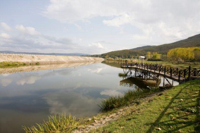 Ladik Gölü Kamp Alanı
