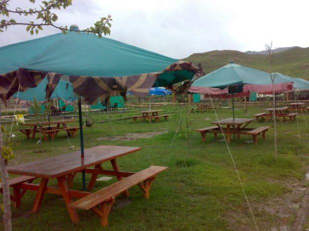 Lalezar Camping, Ağrı