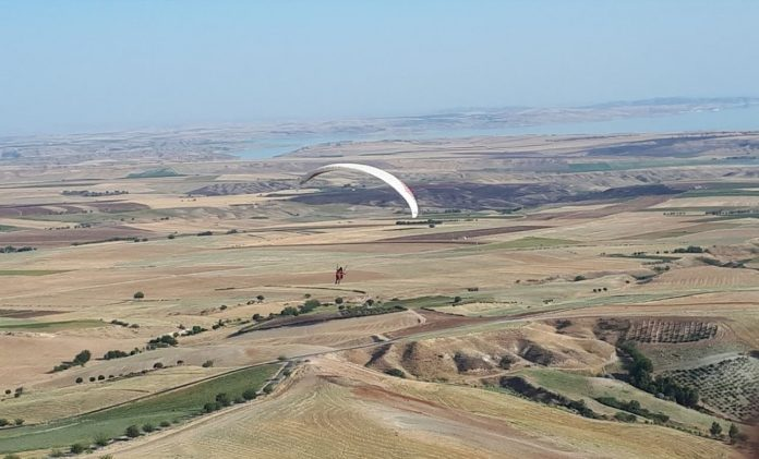 Mahmut Ensari Türbe Mevkii Kamp Alanı