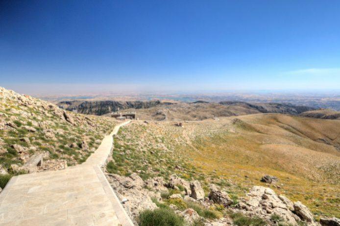 Nemrut Dağı Milli Parkı Kamp Alanı