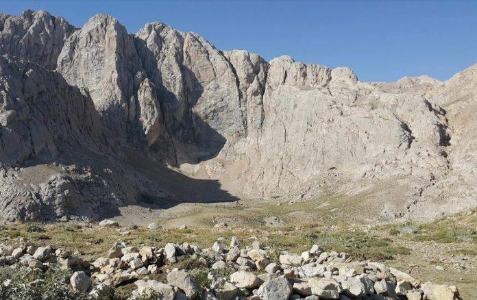 Nurhak Dağları Kamp Alanı