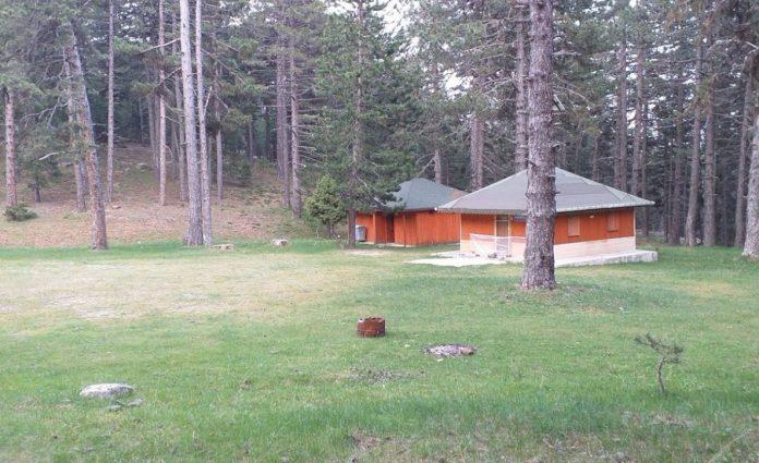 Sarısu Yaylası Kamp Alanı