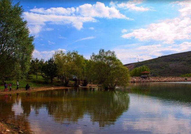 Şıhlı Göleti Kamp Alanı