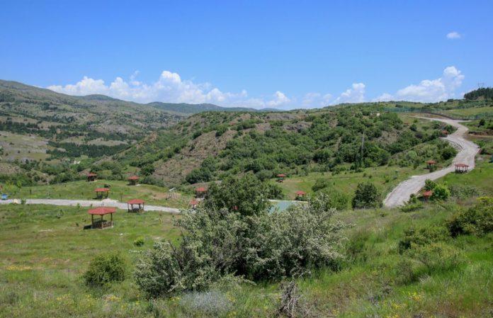 Sıklık Tabiat Parkı Kamp Alanı