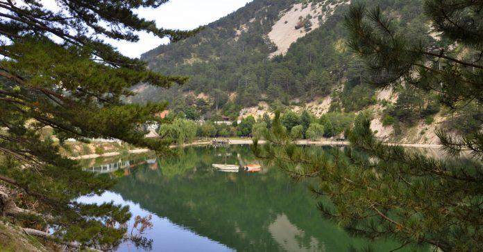 sünnet gölü tabiat parkı