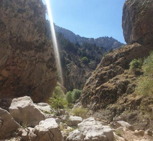 Tokalı Kanyonu Kamp Alanı