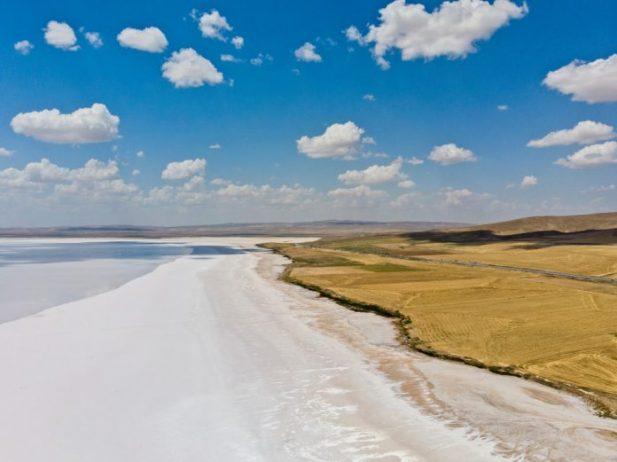 Tuz Gölü Kamp Alanı