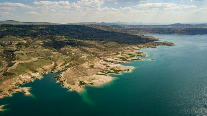 Yamula Barajı Kamp Alanı