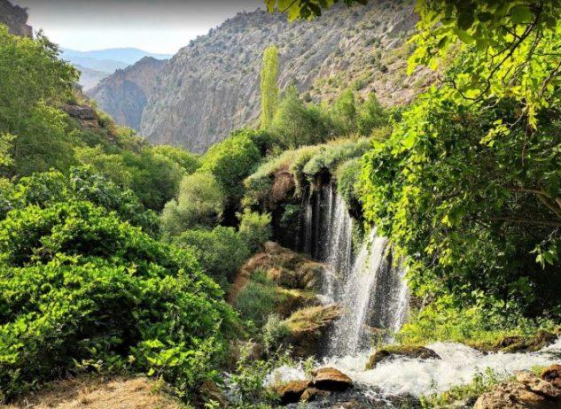 Yeşilköy Şelalesi Kamp Alanı