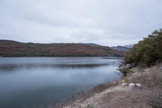 Zinav Gölü Tabiat Parkı Kamp Alanı