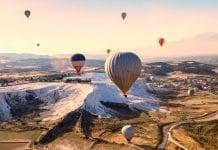 Pamukkale Balon Turu