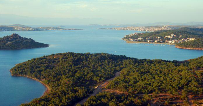 adalar doğal tabiat parkı