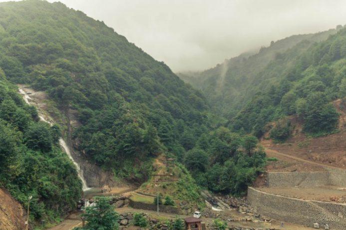 Ağaran Şelalesi Kamp Alanı