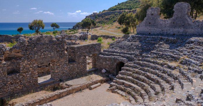 anamurium antik kenti