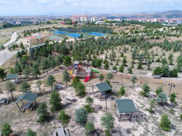 Aşıkpaşa Tabiat Parkı Kamp Alanı