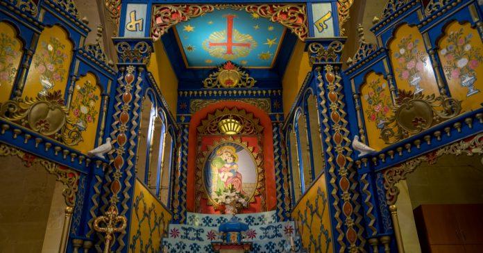 aziz paul süryani kilisesi