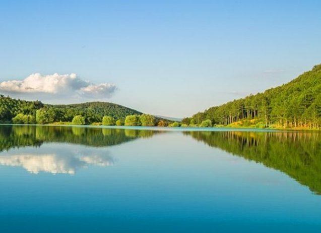 Baltalı Gölü Kamp Alanı