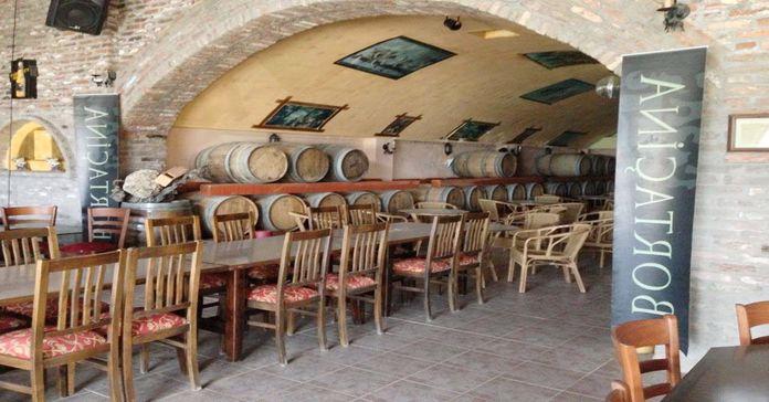 Bortaçina Şarap Fabrikası