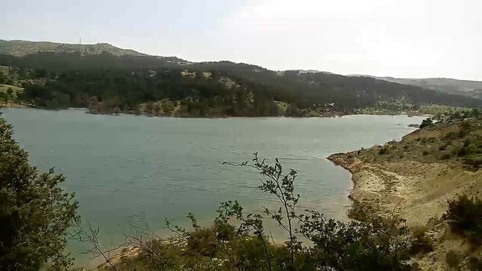 Büyükoturak Barajı Kamp Alanı