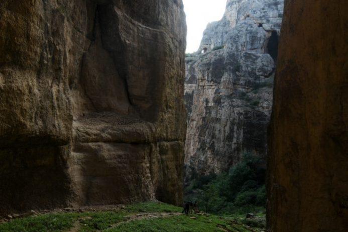 Cehennem Deresi Kanyonu Kamp Alanı