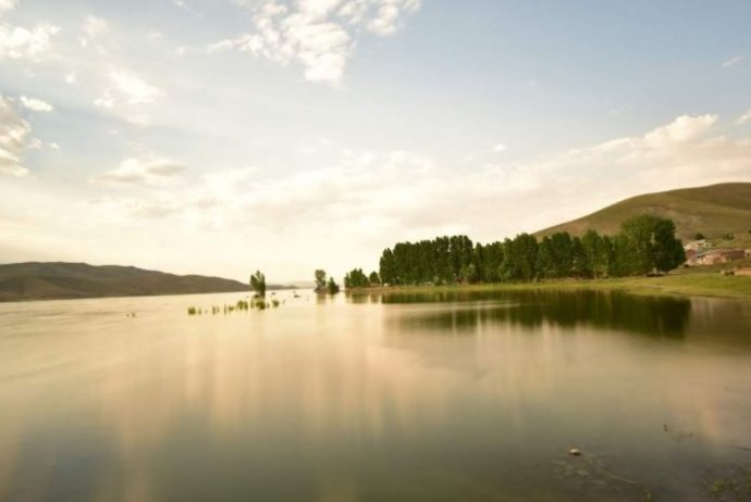 Demirözü Barajı Kamp Alanı