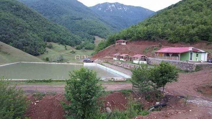 Dereli Havuzbaşı Kamp Alanı