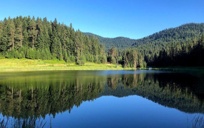 Eğriova Gölü Kamp Alanı