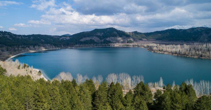 gölcük krater gölü milli parkı