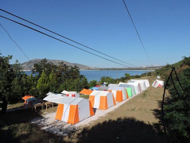 Haşmet'in Çadır Bahçesi Kamp Alanı