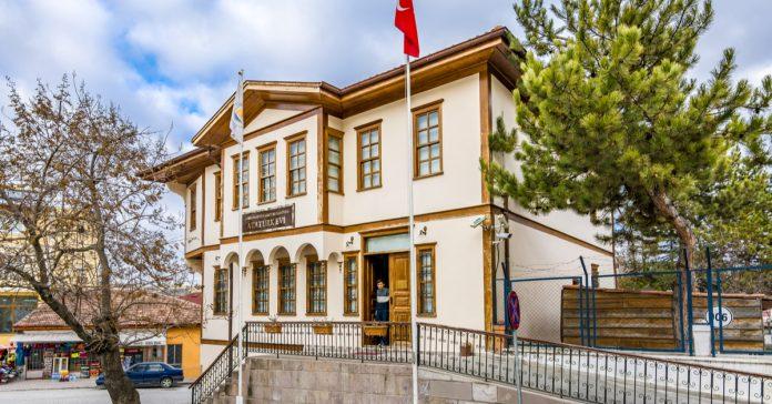 havza atatürk evi müzesi