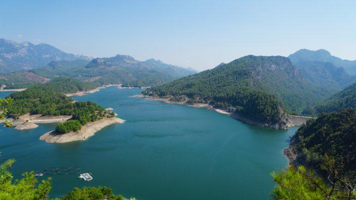 Karacaören Barajı Kamp Alanı