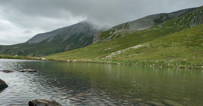 Kız Gölü Kamp Alanı