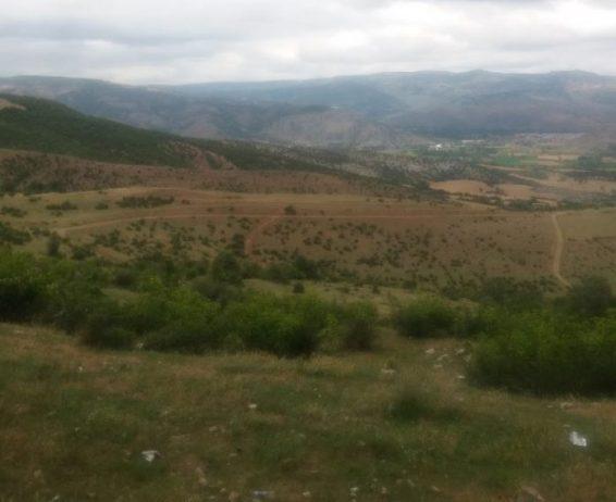 Kızkayası Kanyonu Kamp Alanı