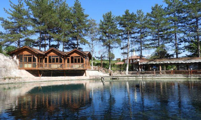 Konarı Gölü Kamp Alanı