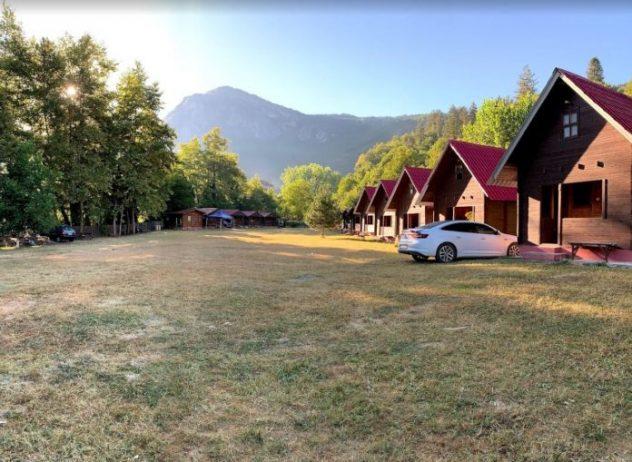 Park Ilıca Bungalov & Camping