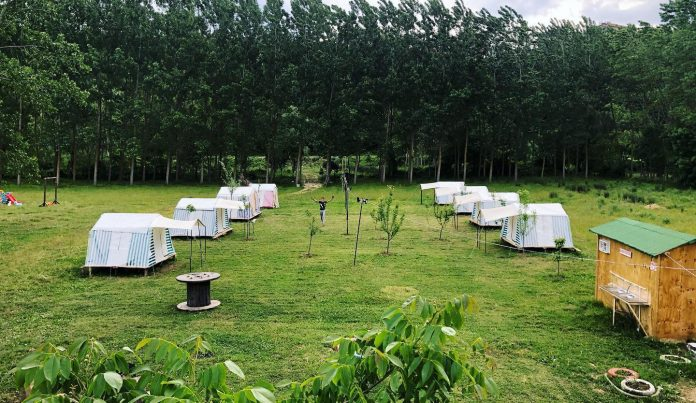 Salaş Camping & Restoran, Kıyıköy