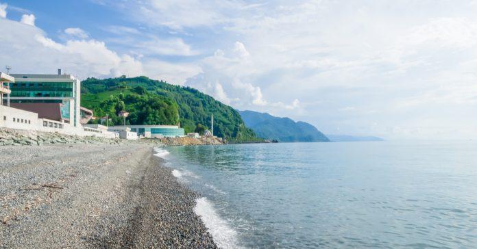 sarpi plajı