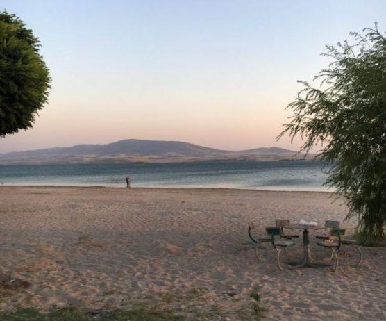 Savcılı Plajı Kamp Alanı