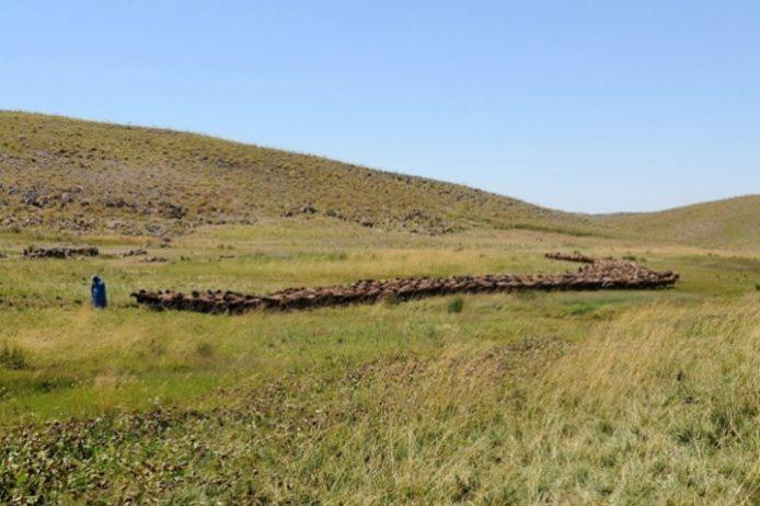 Şerafettin Dağları Kamp Alanı