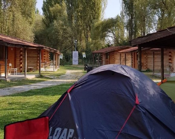 Seyitgazi Santral Park Kamp Alanı
