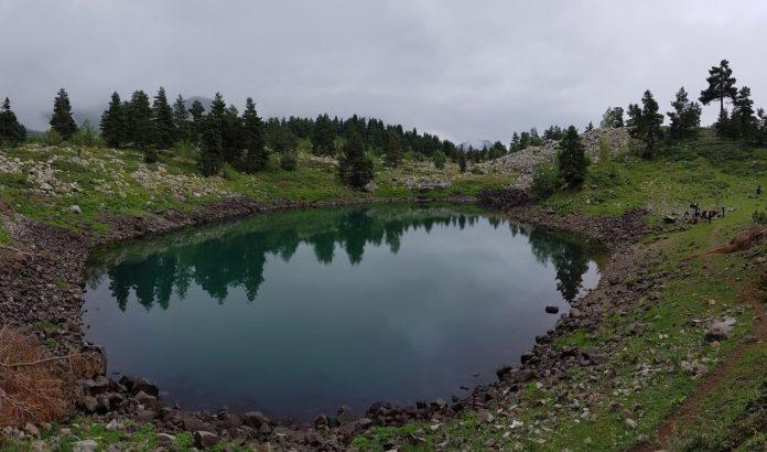 Şırata Gölleri Kamp Alanı