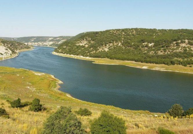 Sofça Barajı Kamp Alanı