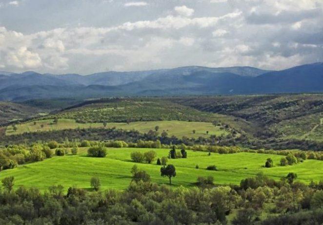 Türkmenbaba Dağları Kamp Alanı