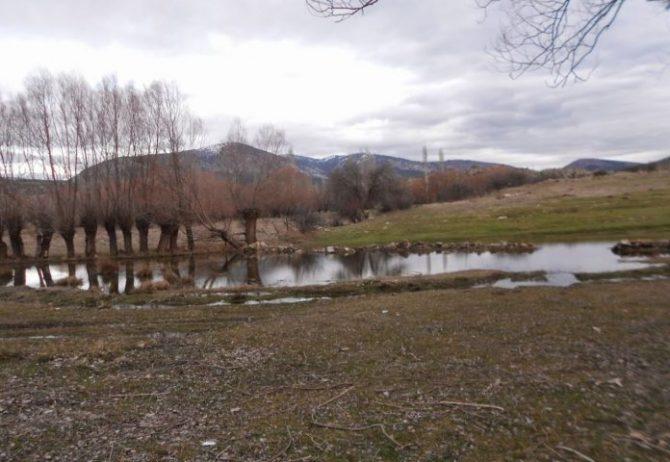 Yapıldak Göleti Kamp Alanı