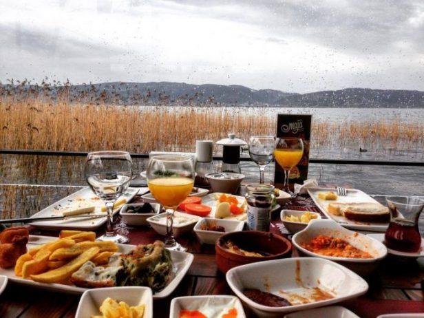 Sapanca Kahvaltı Noktaları