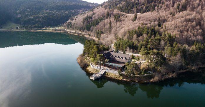 abant göl manzaralı otel