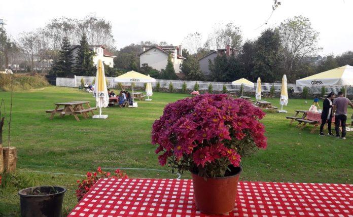 Beykoz Beyaz Bahçe Restaurant